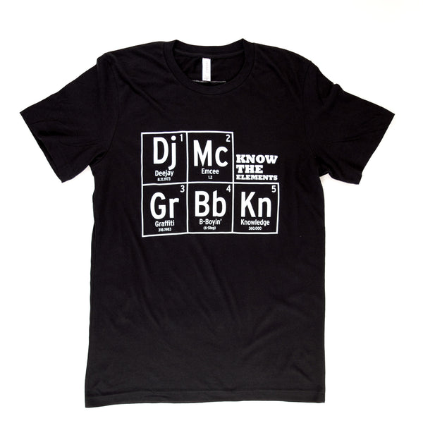 KNOW YOUR ELEMENTS TEE