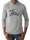 TESLA ECO-JERSEY PULLOVER HOODIE