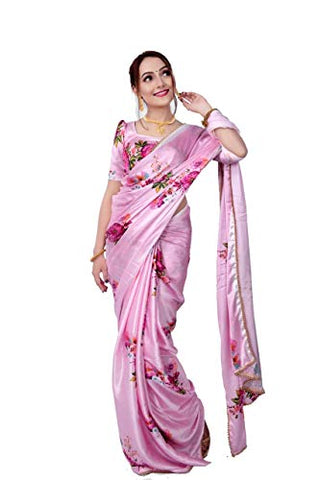 Exclusive Nepali Floral Saree