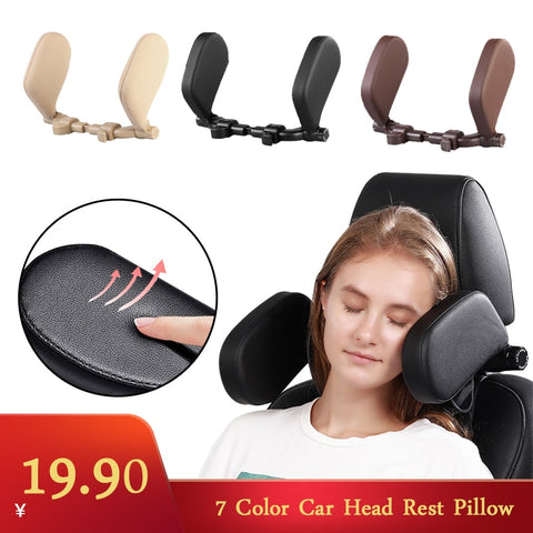 Neck Headrest Cushion For Car Seat