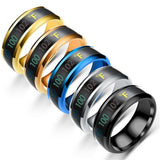 Temperature Sensitive Rings for Men and Women