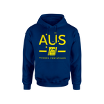 AOC Modern Pentathlon Adults Navy Supporter Hoodie