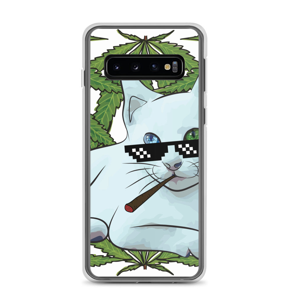 THE HIPPY CAT - Samsung Case