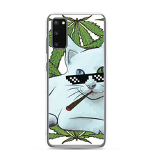 Load image into Gallery viewer, THE HIPPY CAT - Samsung Case