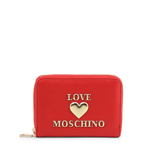 Love Moschino  porte monnaie Rouge