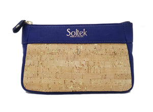 Open image in slideshow, Corte Clutch Cork