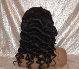 Premium Virgin Loose Deep Wave U-Part Wig Unit | The Regal Crown