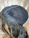 Premium Virgin Body Wave U-Part Wig Unit | The Regal Crown