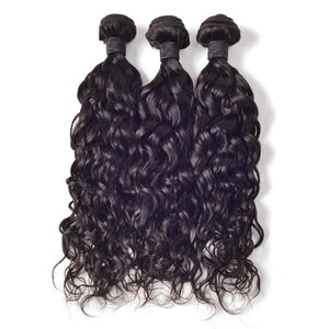 The Regal Crown Premium Virgin Brazilian Natural Wave | The Regal Crown