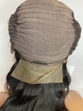 Premium Virgin Frontal Lace Body Wave Wig Unit | The Regal Crown