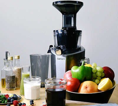Dahlert Slow Juicer 3