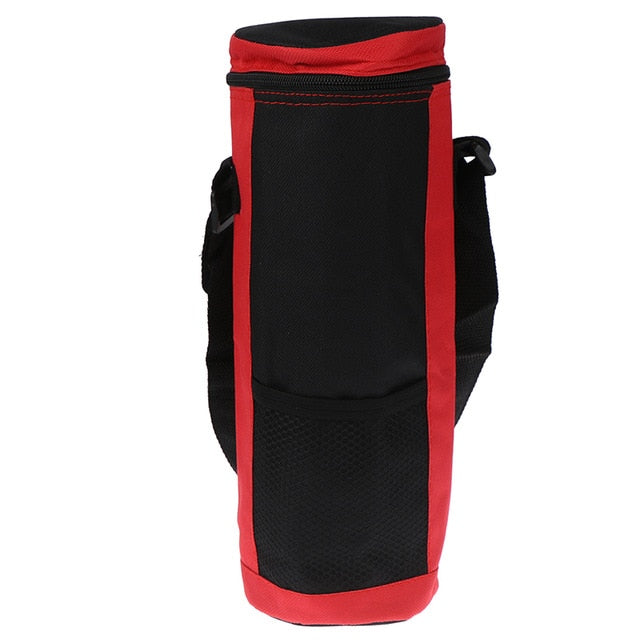 High Capacity Insulated Water Bottle  Cooler Bag