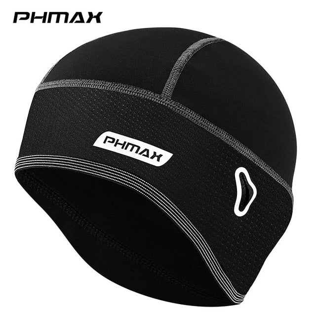 PHMAX Winter Cycling Cap Thermal Fleece Ski Cap MTB Bike Bandana Headband