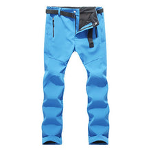 Load image into Gallery viewer, Women Winter Quick Dry Pants outdoor Apparel  Thick Warm Long Trousers