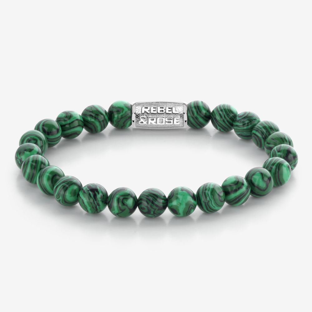 Rebel and Rose - Malachite Green