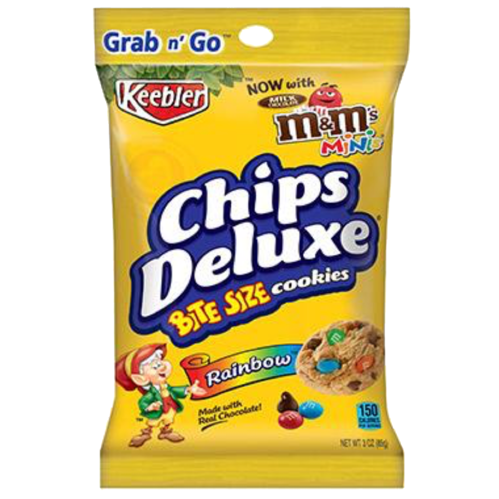 Keebler Chips Deluxe Cookies with M&M Minis 85g