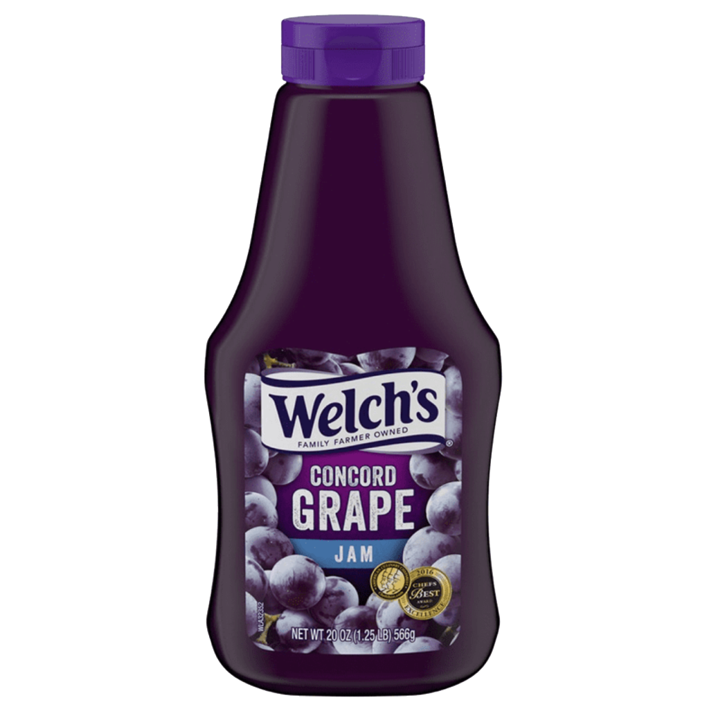 Welch's Concord Grape Jam 600g