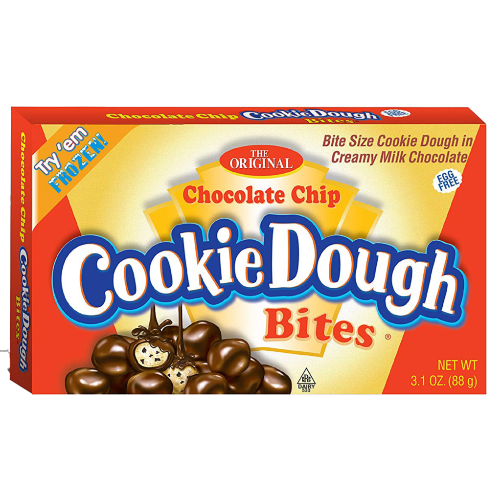 Cookie Dough Bites Chocolate Chip 50g