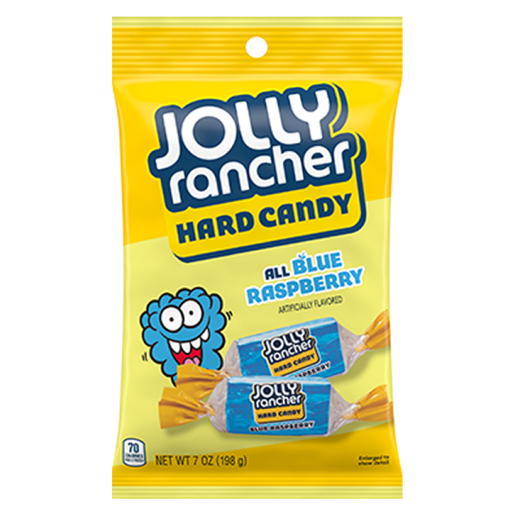 Jolly Rancher All Blue Raspberry 198g