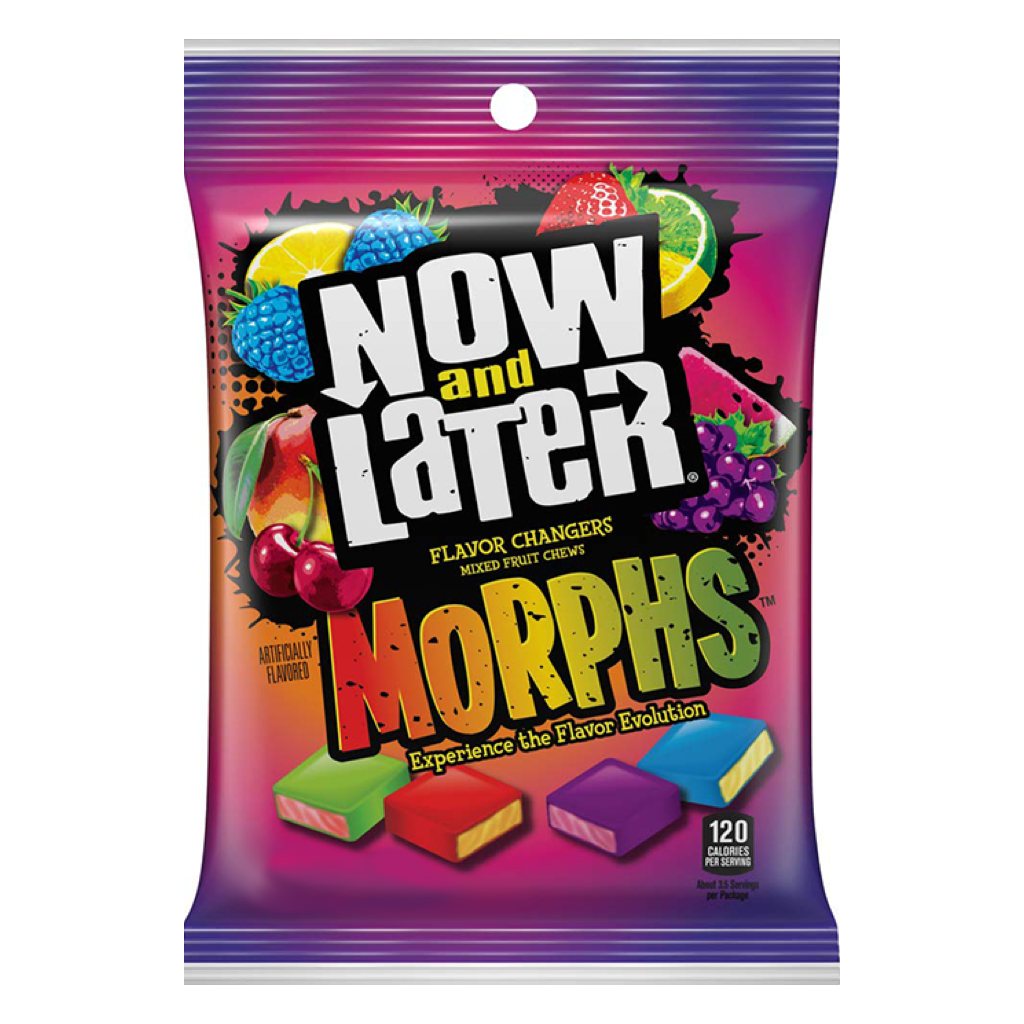 Now and Later Morphs 99g