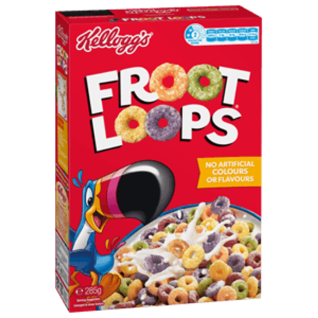 Fruit Loops 290g