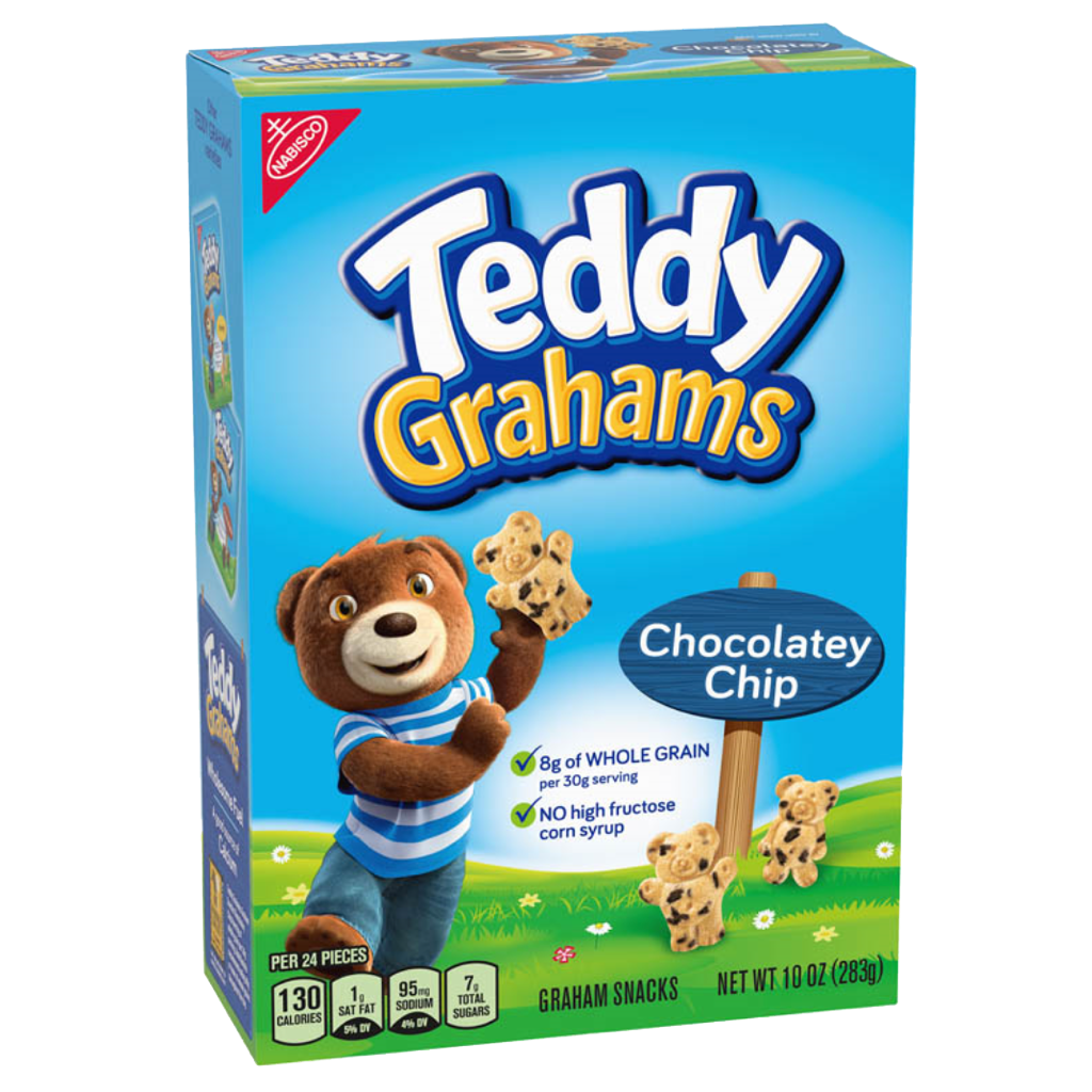Teddy Grahams Chocolatey Chip 300g