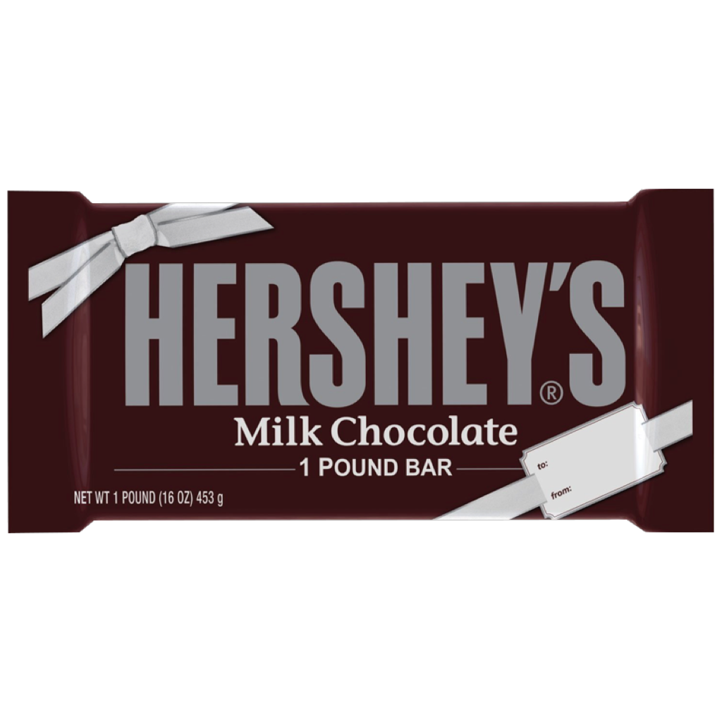 Hersheys 1lb Bar