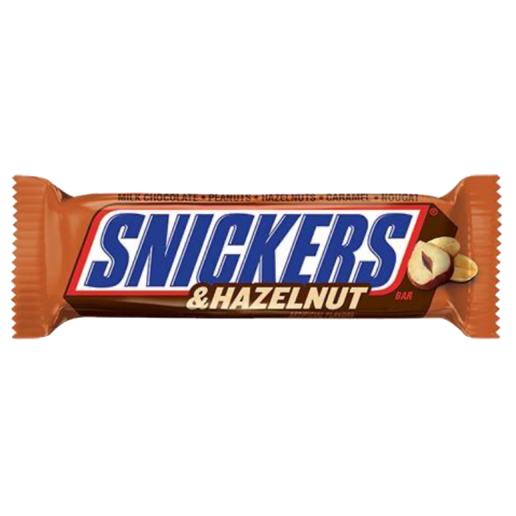 Snickers Hazelnut 49.9g