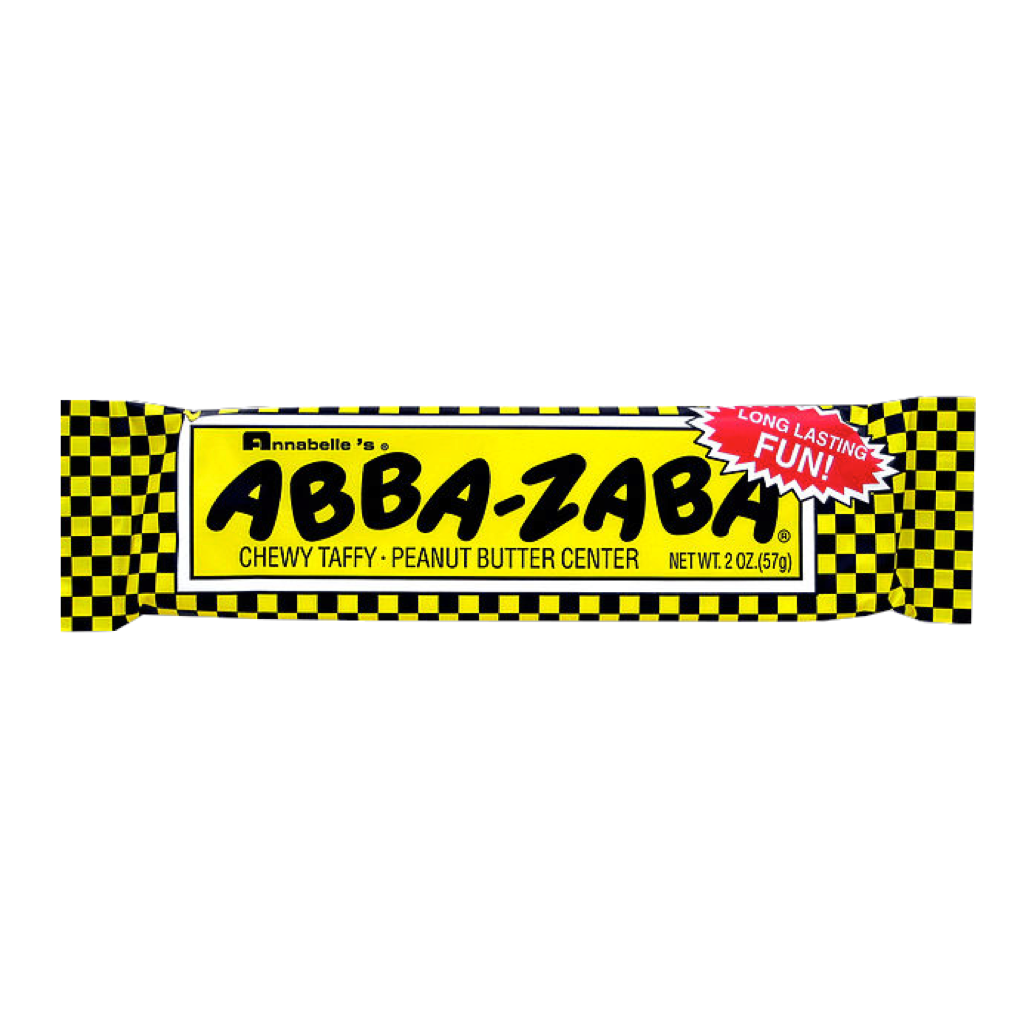 Abba Zaba Bar 53g