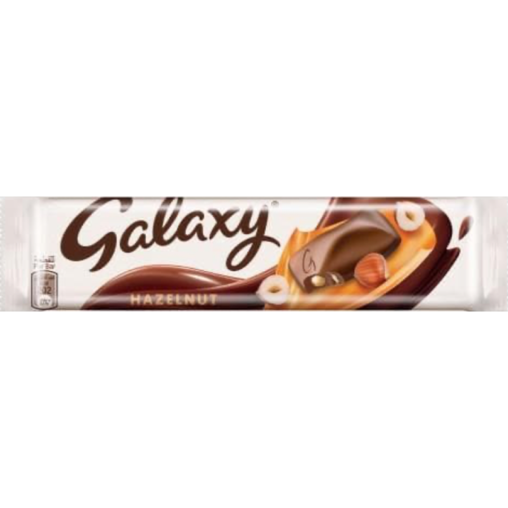 Galaxy Hazelnut 36g