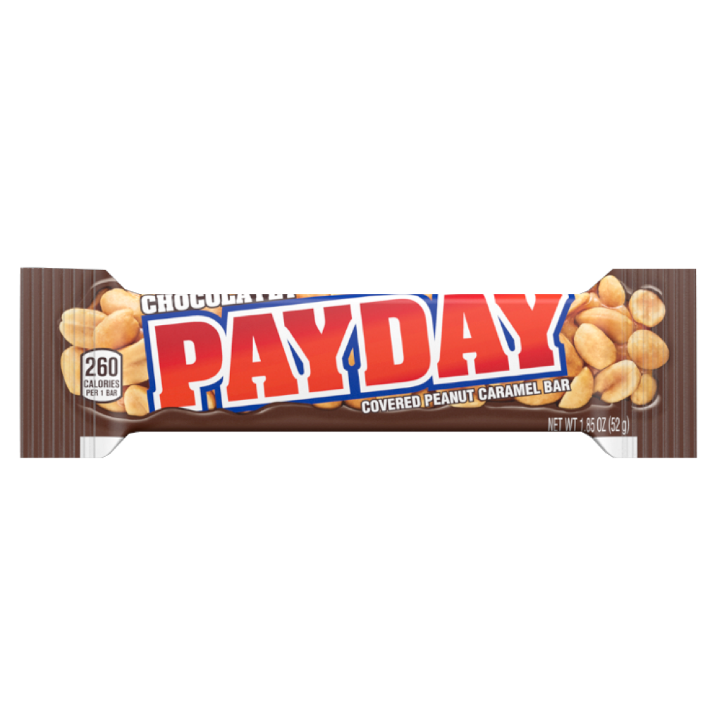 Chocolate PayDay 60g