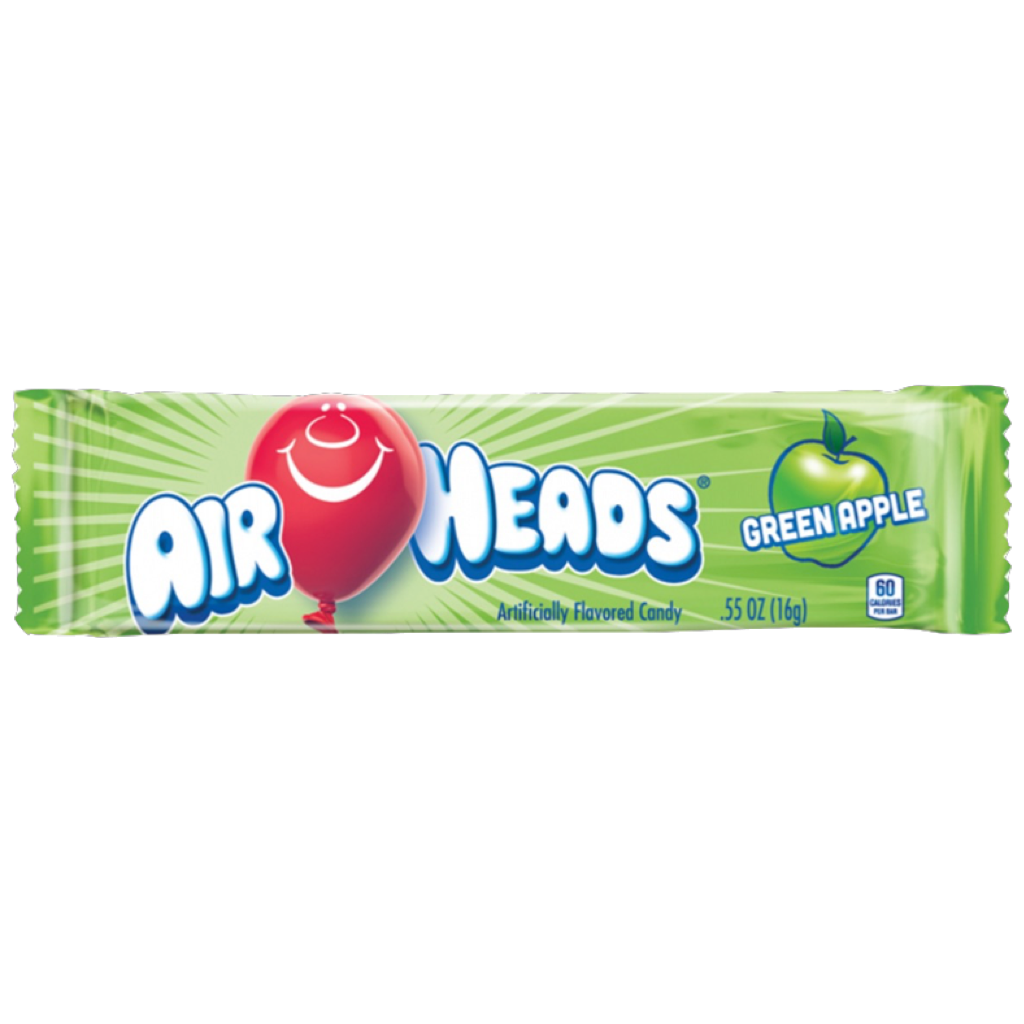 Airheads Green Apple 17g