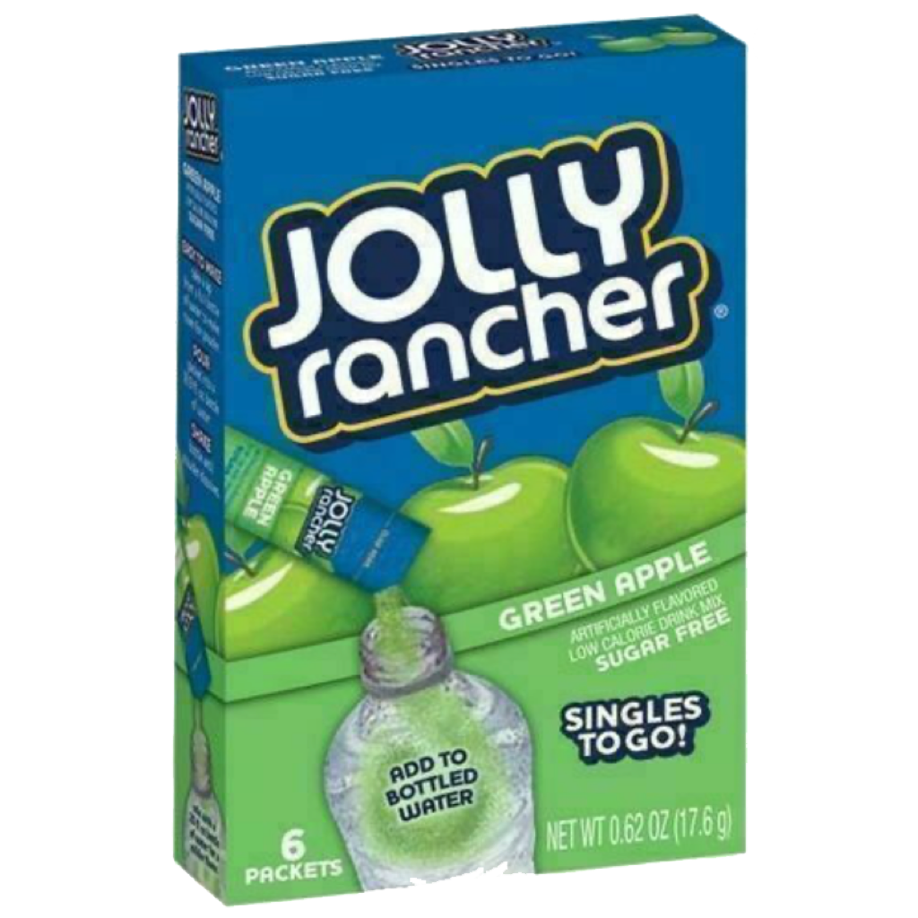 Jolly Rancher Green Apple Mix 18g
