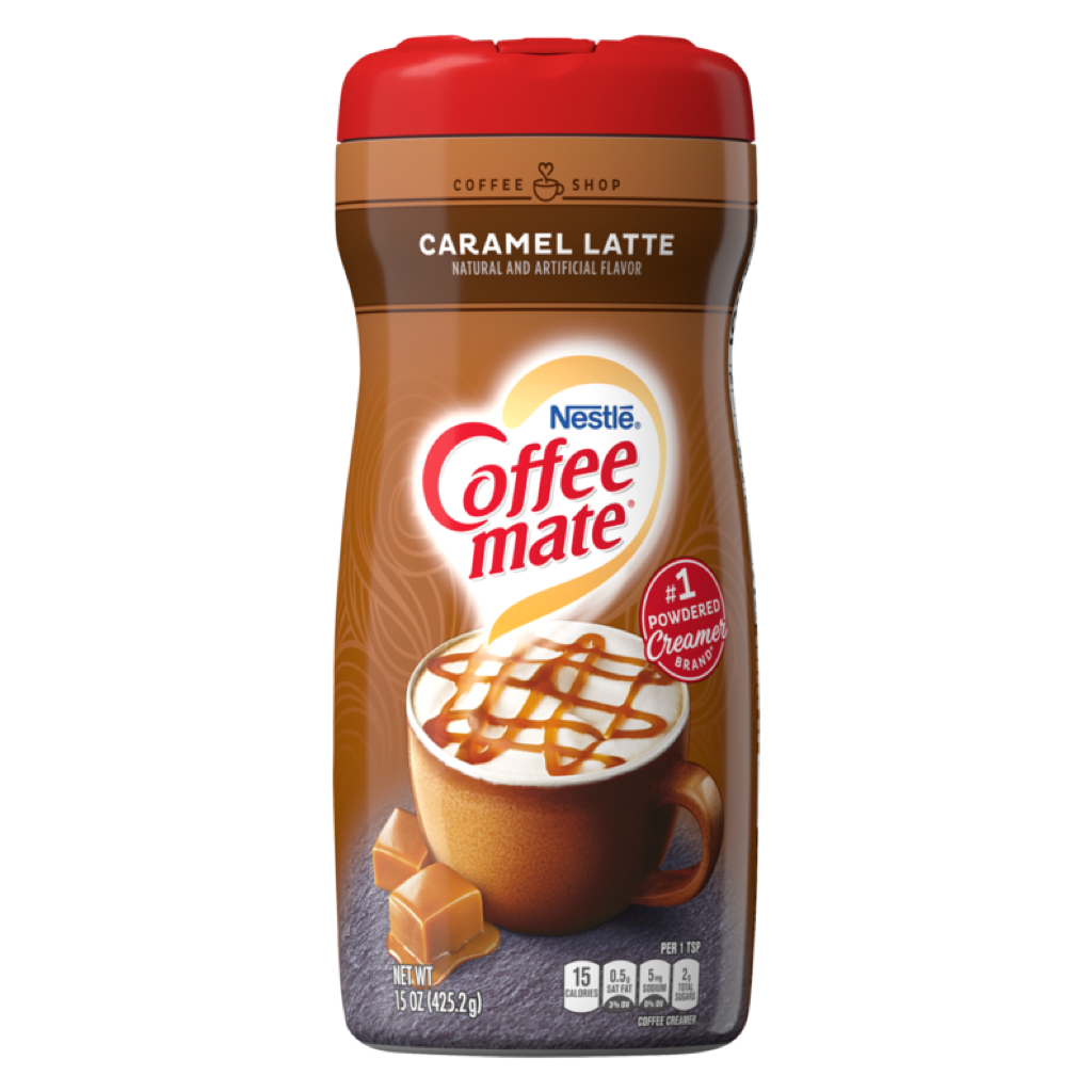 Coffee Mate Caramel Latte 425.2g