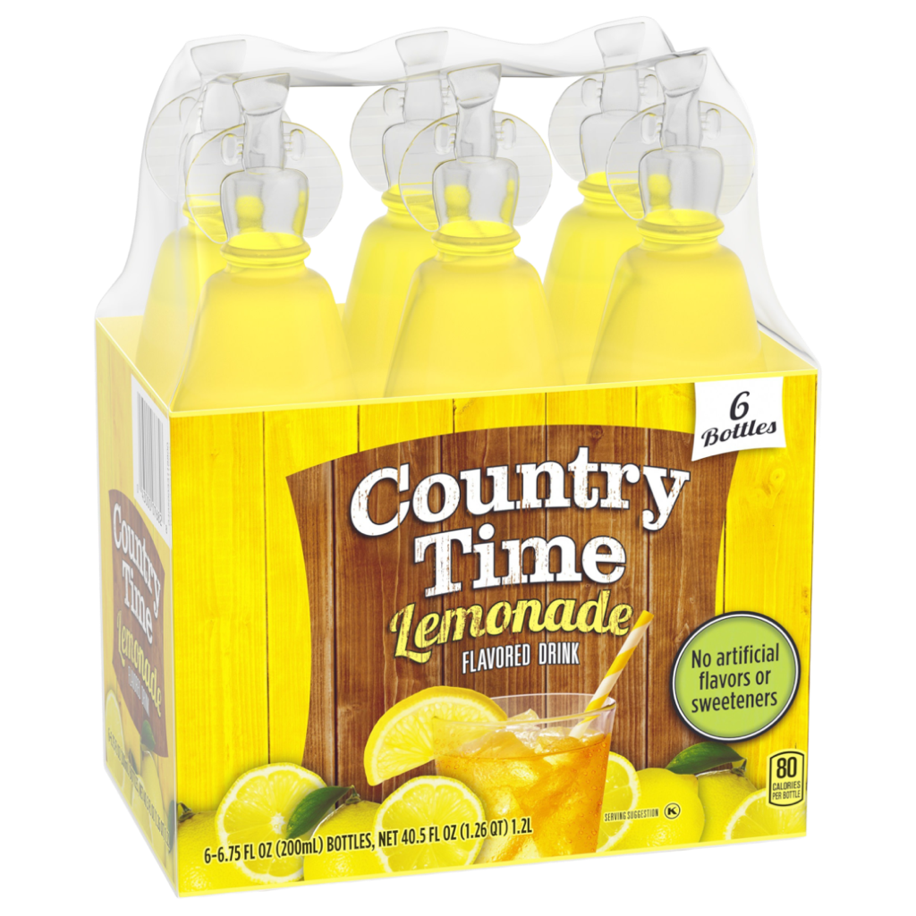 Country Time Lemonade [6 Pack]