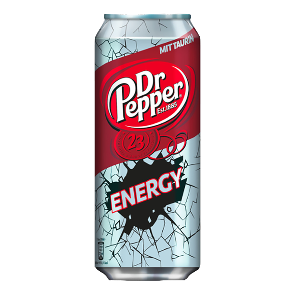 Dr Pepper Energy Drink