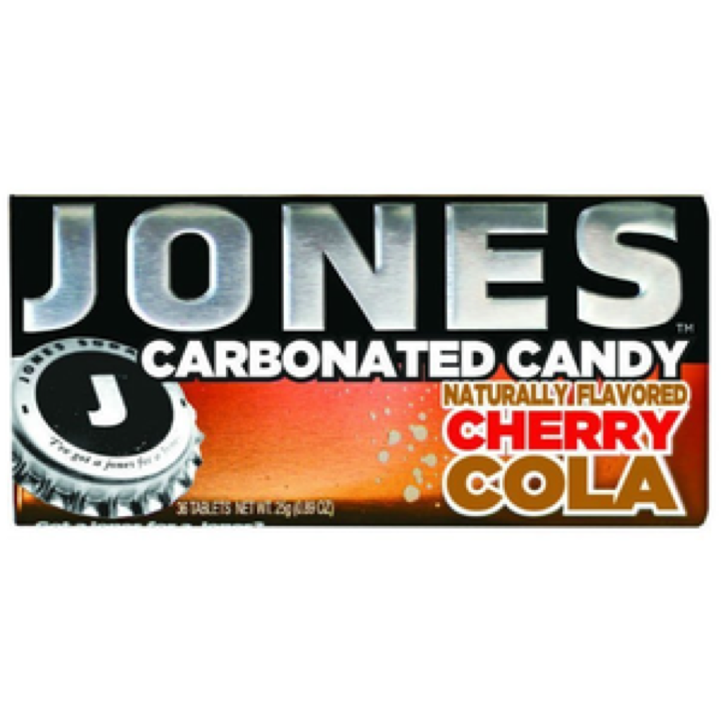 Jones Cherry Cola Candy