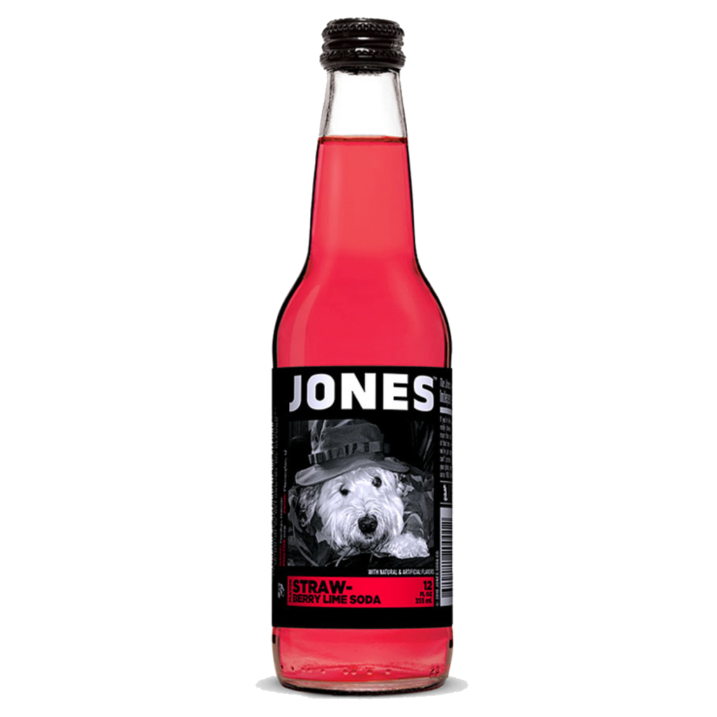 Jones Strawberry