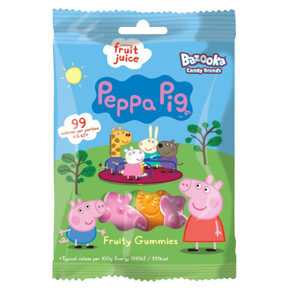 Peppa Pig Fruity Gummies 45g