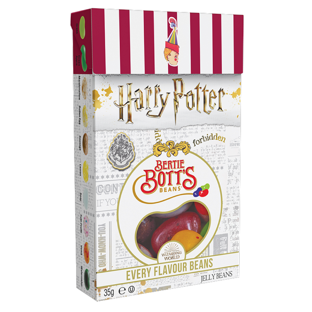 Harry Potter Bertie Botts Beans 35g