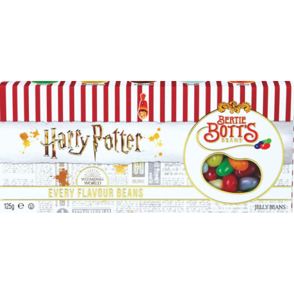 Harry Potter Bertie Botts Beans Every Flavour Beans 125g