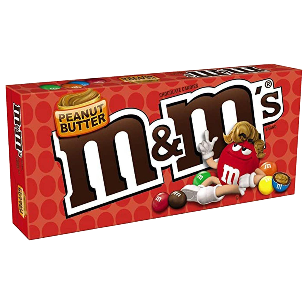 M&Ms Peanut Butter Theatre Box 86g
