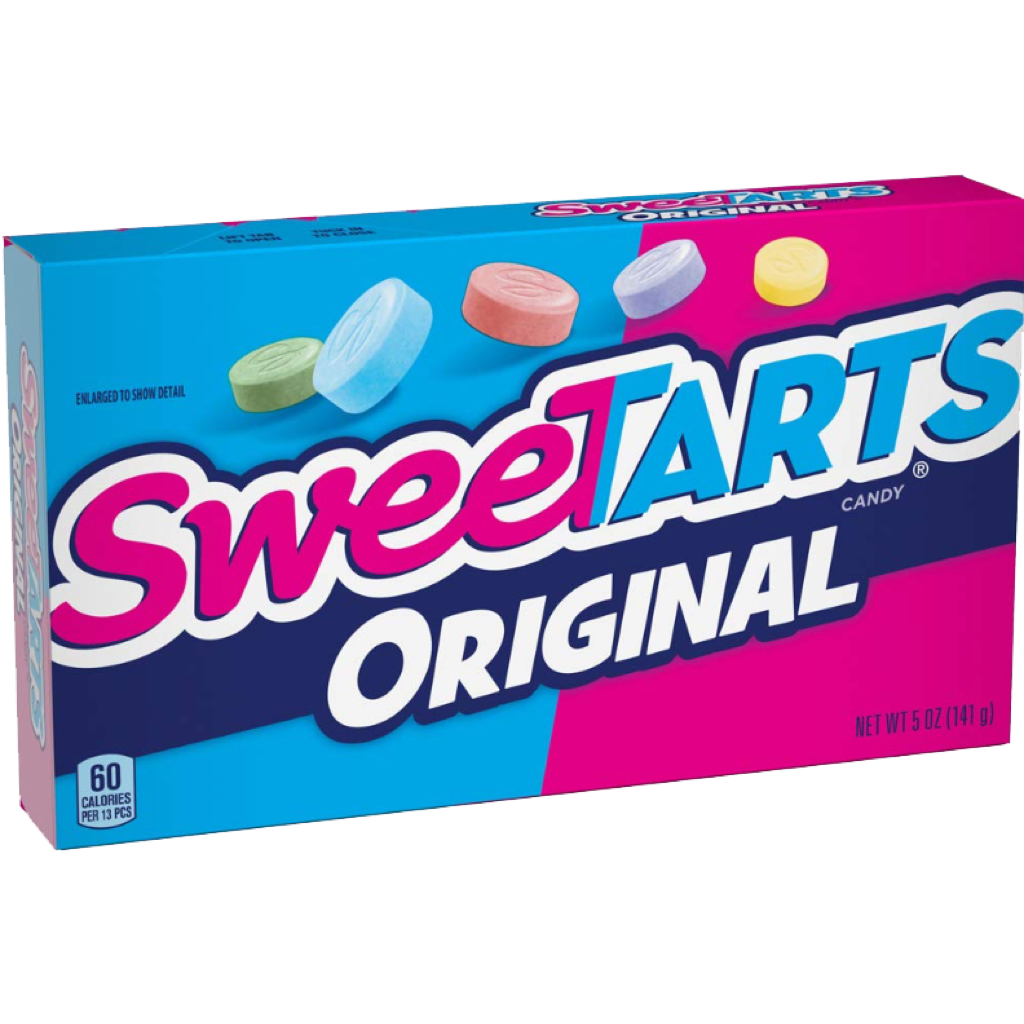 Sweetarts Original Box 141g