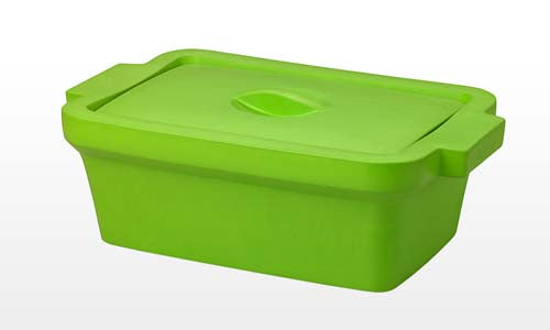 TruCool Midi 4L Ice Pan with Lid ライムグリーン BCS-117GR