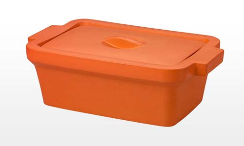 TruCool Midi 4L Ice Pan with Lid オレンジ BCS-117OR