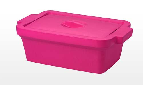 TruCool Midi 4L Ice Pan with Lid ピンク BCS-117PK