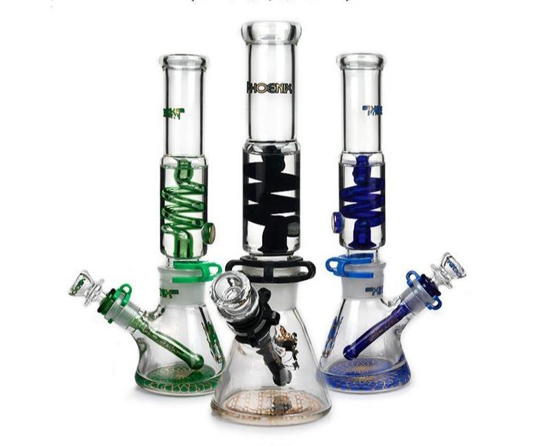 Freezable Percolator Bong