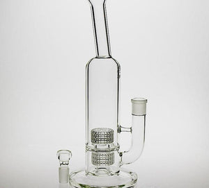 Tall Stereo Matrix glass water bongs