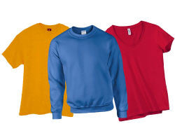 Custom Design - T-Shirts: Comfort Colors Ringspun T-shirt