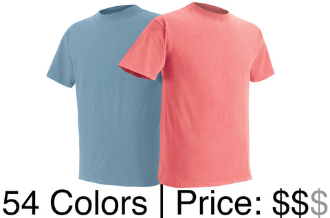 Comfort Colors 100% Cotton T-Shirt - StickerShark